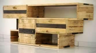 un meuble en palette beaucoup des possibilit 233 es archzine fr