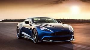 Aston Martin Vanquish 2018 : 2018 aston martin vanquish will be ferrari fighting v 12 supercar report says the drive ~ Maxctalentgroup.com Avis de Voitures