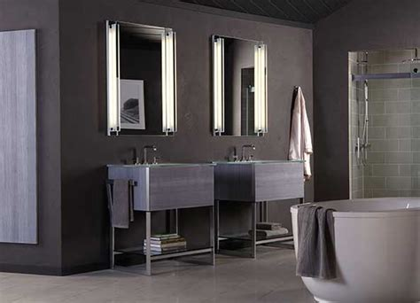 fashion  bathroom vanities  robern interior