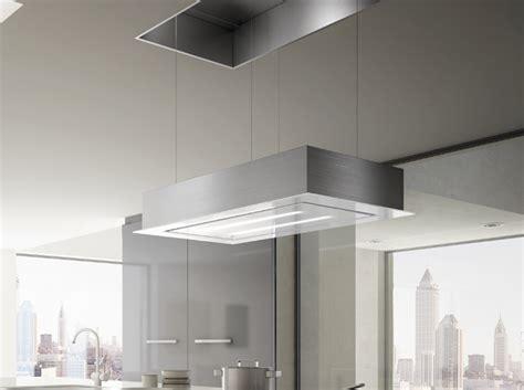 la hotte de cuisine la hotte design s affiche en cuisine décoration