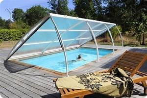 pooluberdachung moderne und aktuelle vorschlage With französischer balkon mit pool trotz kleinem garten