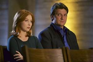 'Castle' Season 8: Molly Quinn Reacts to Stana Katic's ...