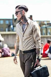 Style Rockabilly Homme : 1000 ideas about rockabilly style men on pinterest suspenders menswear and for men ~ Dode.kayakingforconservation.com Idées de Décoration