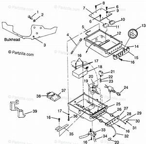Polaris Watercraft 1996 Oem Parts Diagram For Electrical
