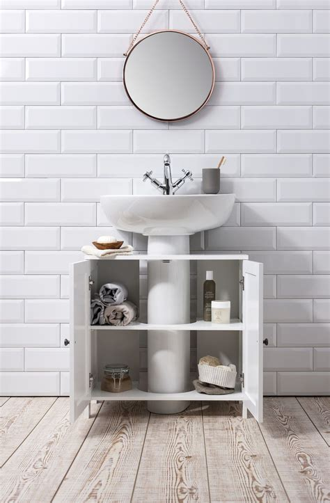Bathroom Cabinet And Sink by Bathroom Sink Cabinet Undersink In White Stow In 2019