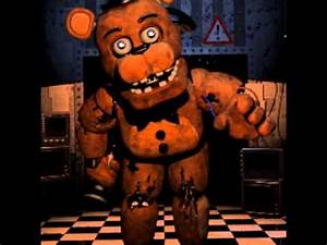 "All characters of FNAF 1,2,y ""fan-made 3"" - YouTube"