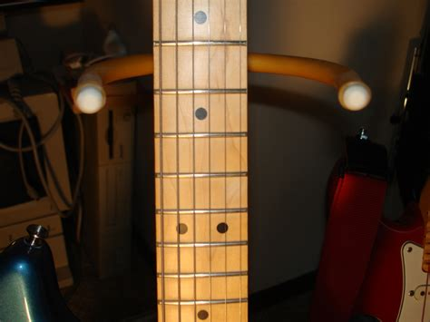 michael kohn scalloped guitar