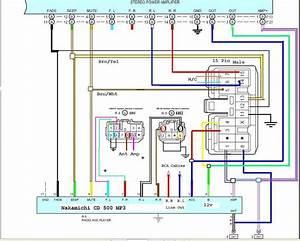 Jvc Radio Wiring Diagram