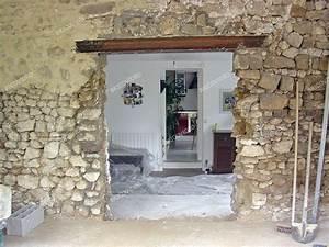 merveilleux ouverture d une porte dans un mur porteur 2 With ouverture porte mur porteur