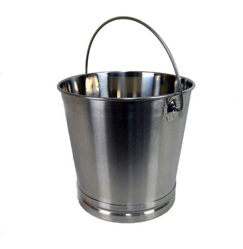 20 liter eimer edelstahl eimer k 252 cheneimer 20 liter