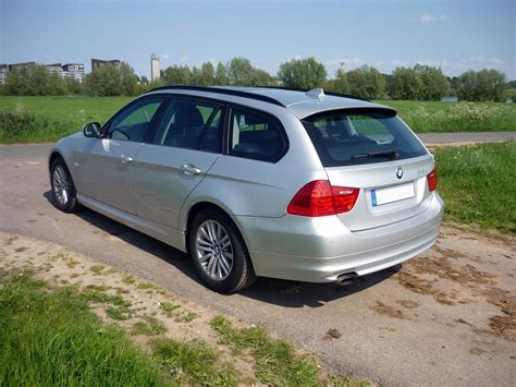 bmw 318 touring 2008 bmw 318d touring e91 related infomation