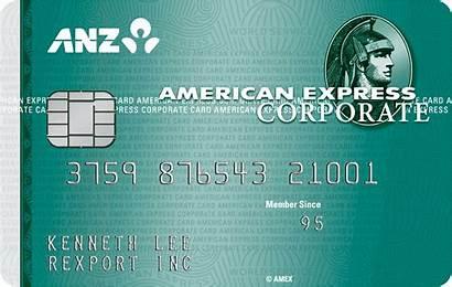 Corporate Card Express American Amex Anz Americanexpress