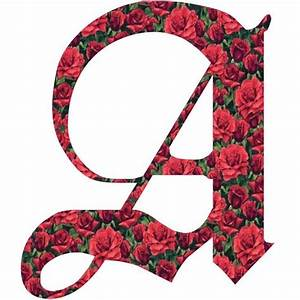 beautiful single alphabet letter designs theveliger With individual alphabet letters