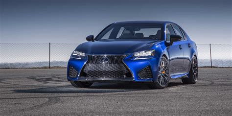 2018 Lexus Gs F Vehicles On Display Chicago Auto