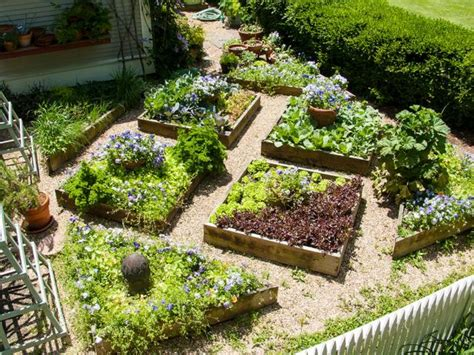 Small-space Edible Landscape Design