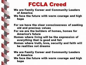 Family, Career & Community Leaders of America - ppt video ...