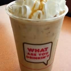 pumpkin latte dunkin donuts
