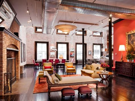 mansion loft luxury living space interior design ideas