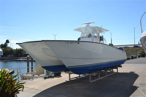 Cold Molded Boat by 2009 Freeman 33 Cold Molded Hull 3 The Hull