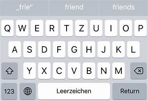Besonders Auf Englisch : kommentar dieses kleine tastatur detail erfreut mich in ios 10 besonders ~ Buech-reservation.com Haus und Dekorationen