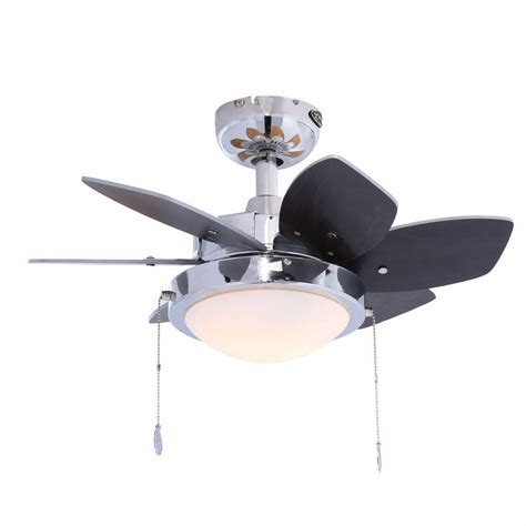 westinghouse quince 24 in chrome ceiling fan 7863100