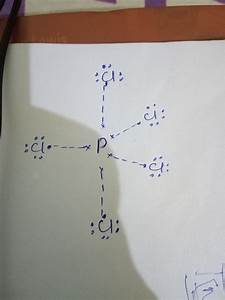 What Is The Lewis Structure Of Pcl5