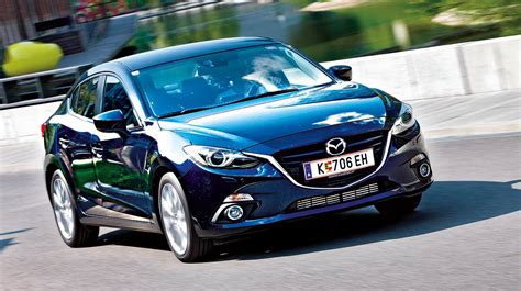 Mazda 3 Cd150 Revolution Limousine Im Test