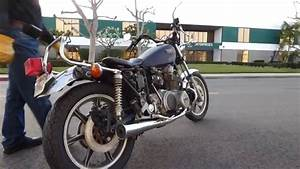 1979 Yamaha Xs 750 Special