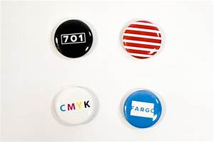 Buttons - Create Your Own, Magnetic