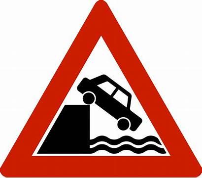 Sign Signs Road Traffic Norway Warning Norwegian