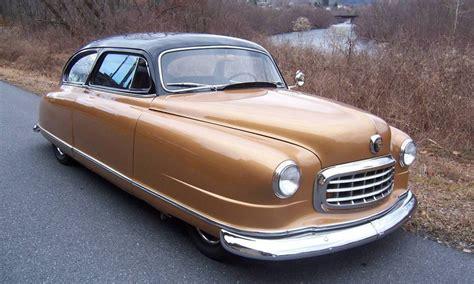 Front Wheel Skirts; 1950 Nash Ambassador - Page 2 - Fuel ...