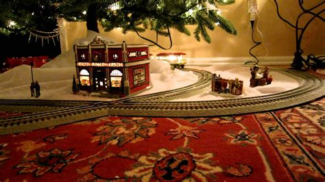 christmas trains for under the tree mth 249e the tree