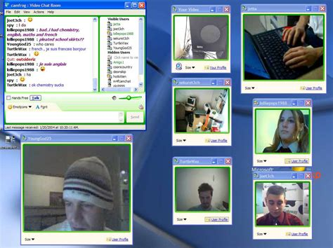 The Best New Live Webcam Chat-camfrog Video Chat .
