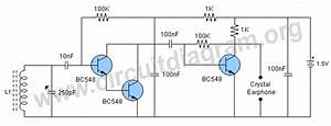 Make An Am Radio Receiver With Three Transistors