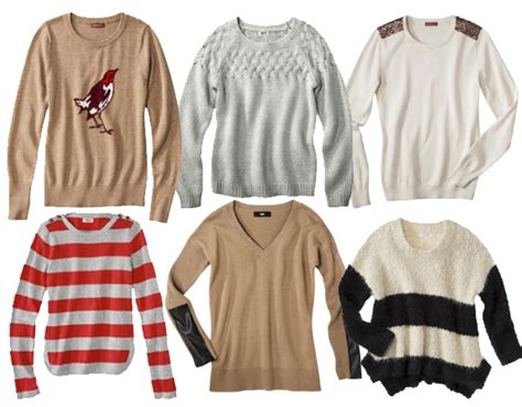 Red Striped Sweater Target