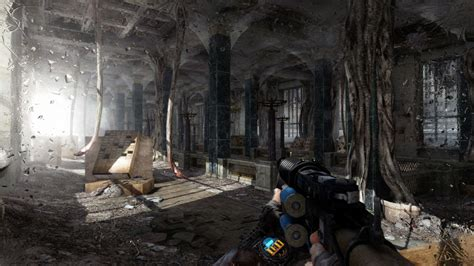 Metro Redux Release Date Announced For Ps4 Xbox One And