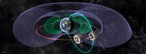 Mysteries Of Earth U0026 39 S Radiation Belts Uncovered By Van Allen Probes Twin Spacecraft