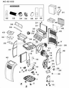 Parts For Hpr09xc7