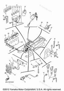 Yamaha Snowmobile 2008 Oem Parts Diagram For Electrical