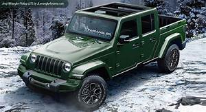 Jeep Wrangler Pick Up : 2018 jeep wrangler production to begin from november ~ Medecine-chirurgie-esthetiques.com Avis de Voitures