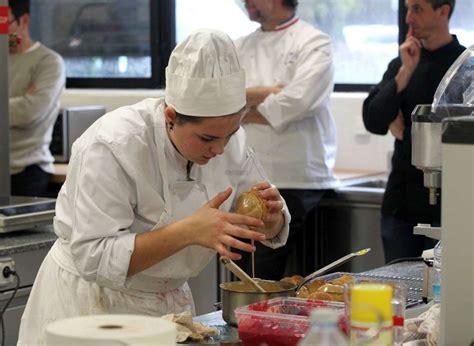 concours de cuisine pour apprentis en lice pour le concours des meilleurs apprentis