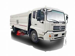 Dongfeng Tianjin 12m3 Vacuum Sweeper Truck For Sale