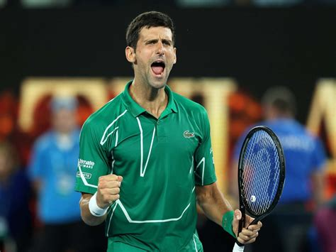 "1 by the association of tennis professionals. Tennis ""Triggers My Emotions"" Says Novak Djokovic - EssentiallySports"