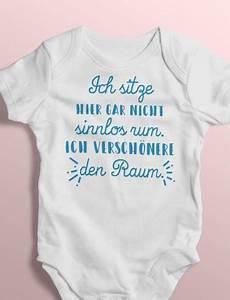 Baby Strampler Sprüche : witziger spruch plotterdatei via silhouette ~ Eleganceandgraceweddings.com Haus und Dekorationen
