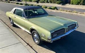 Dan Gurney Special! 1968 Mercury Cougar