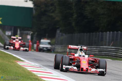 Wir haben die rote göttin des jahrgangs 2016 genauer unter die lupe genommen. Sebastian Vettel, Ferrari, Monza, 2016 · RaceFans