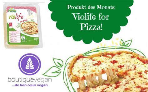 violife kaese fuer pizza veganblatt