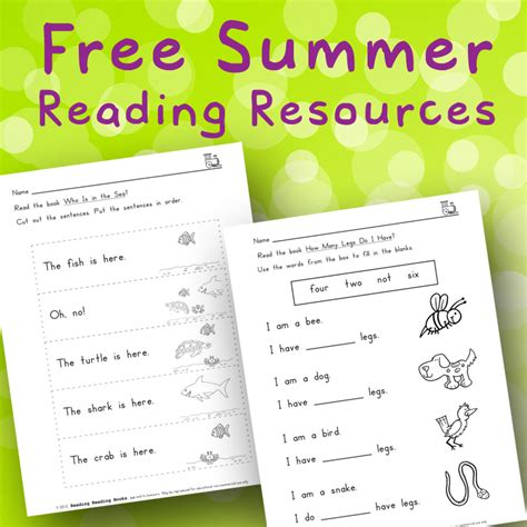 5 Best Images Of Free Printable Leveled Reading Books  Read Books Online Free, Free Printable