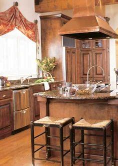 how to antique kitchen cabinets a minimal soffit can be used to install an island mount 7194