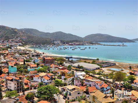 Arrendamento Cabo Frio para suas férias com Iha particulares